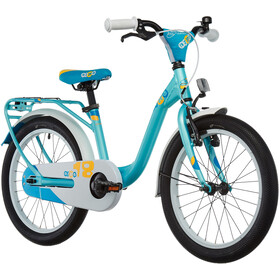 s'cool niXe 18 alloy Kinder lightblue matt